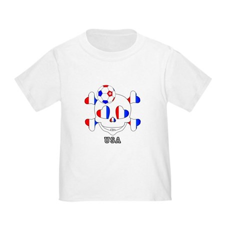 Team USA Soccer Toddler T
