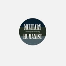 Atheists in Foxholes Mini Button