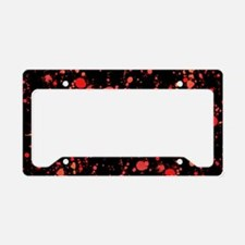 Vamp - ire License Plate Holder