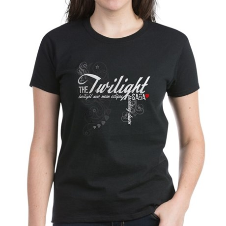 Twilight Saga Women's Dark T-Shirt