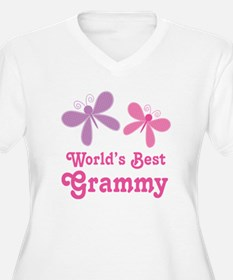 Best Grammy Butterfly T-Shirt