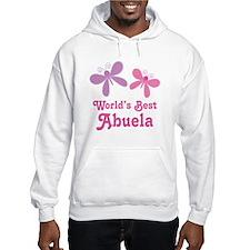 Best Abuela Butterfly Hoodie