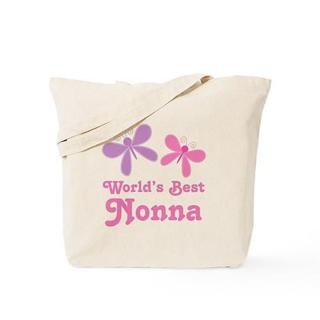 Nonna (World's Best) Tote Bag