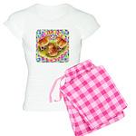 Party Time Chicks Women's Light Pajamas