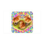 Party Time Chicks 38.5 x 24.5 Wall Peel