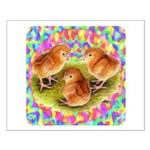 Party Time Chicks Small Poster