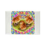 Party Time Chicks Rectangle Magnet (100 pack)