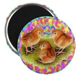 """Party Time Chicks 2.25"""" Magnet (100 pack)"""