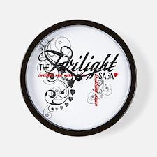 Twilight Saga Wall Clock