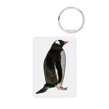 Gentoo Penguin Keychains
