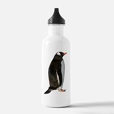 Gentoo Penguin Water Bottle