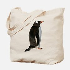 Gentoo Penguin Tote Bag