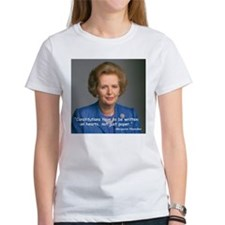 Thatcher Hearts Quote Tee