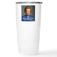 Thatcher Hearts Quote Travel Mug