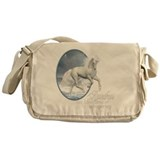 Horse canvas bags Messenger Bag