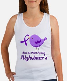 Alzheimers Join the Fight Women's Tank Top