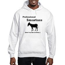 Professional Smartass Hoodie