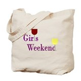 I love red wine Canvas Totes