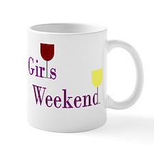 Girls Weekend Wine Mug