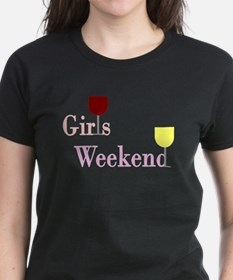 Girls Weekend Wine Tee