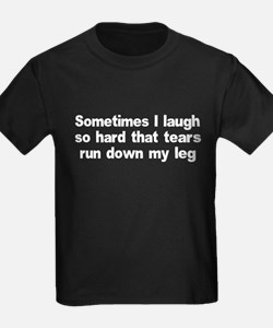 Sometimes When I Laugh Tears T