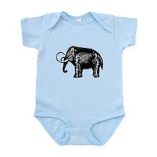 Woolly Mammoth Infant Bodysuit