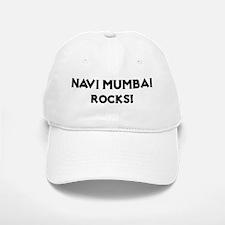 Navi Mumbai Rocks! Baseball Baseball Cap