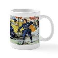 Patrol Car Mug