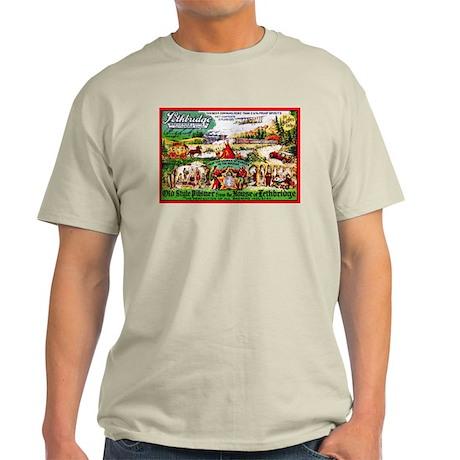 Canada Beer Label 15 Light T-Shirt