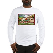 Canada Beer Label 15 Long Sleeve T-Shirt