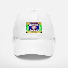 Wisconsin Beer Label 12 Baseball Baseball Cap