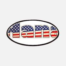 American Hana Patches