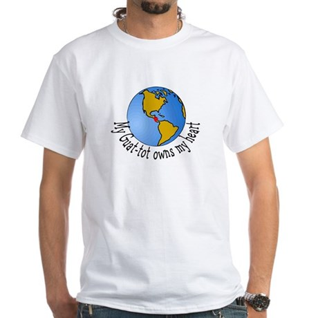Guatemala Adoption White T-Shirt