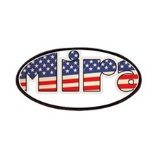 American Mira Patches