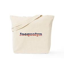 American Jacquelyn Tote Bag