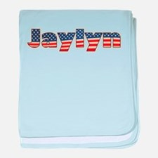 American Jaylyn baby blanket