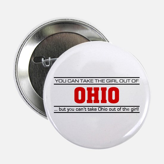 """'Girl From Ohio' 2.25"""" Button"""