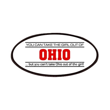 'Girl From Ohio' Patches