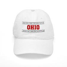 'Girl From Ohio' Baseball Cap