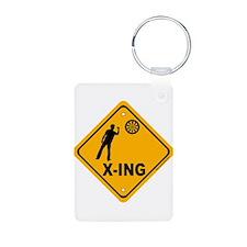 Darts X-ing Keychains
