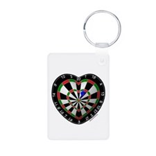 Dart Love 2 Keychains