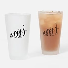 Ultimate Evolution Drinking Glass