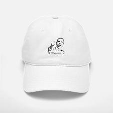 Obama'12 Baseball Baseball Cap