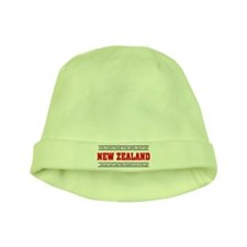 'Girl From New Zealand' baby hat