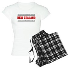 'Girl From New Zealand' Pajamas