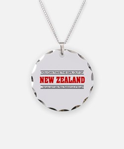 'Girl From New Zealand' Necklace
