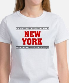 'Girl From New York' Tee