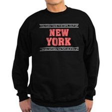 'Girl From New York' Sweatshirt
