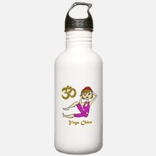 Yoga Chica Water Bottle