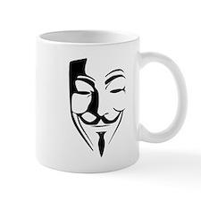 Fawkes Silhouette Mug